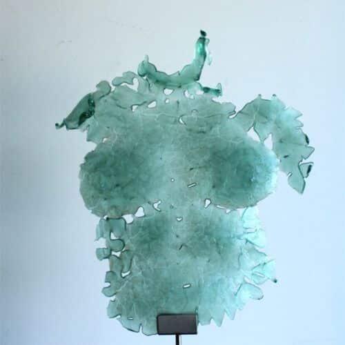 Glasskulptur